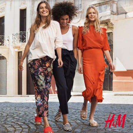 H&M Spring Fashion from H&M