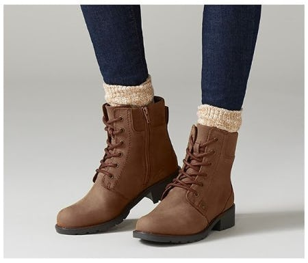 Boots Perfect for Fall from Clarks
