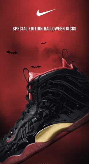 Spooky Halloween Shoes
