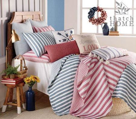 Perfect Summer Quilts from Stein Mart