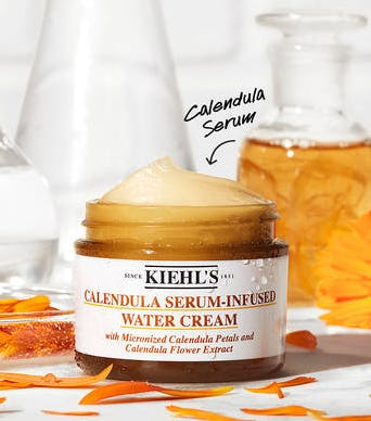 Calendula Serum-Infused Water Cream from Kiehl's