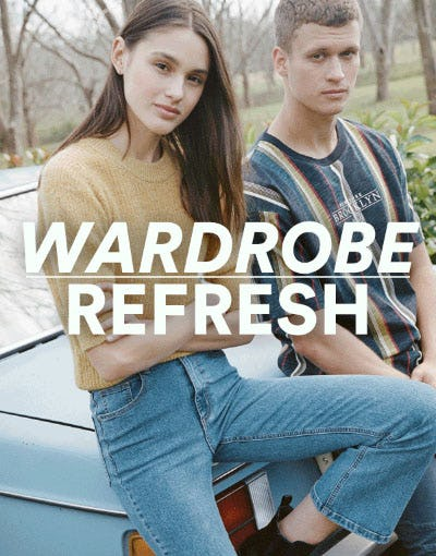 Wardrobe Refresh from Cotton On