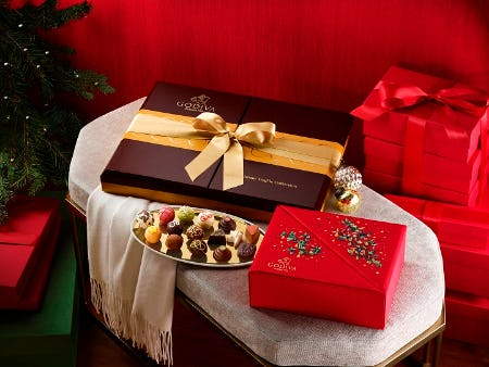 Countdown to Black Friday! from Godiva Chocolatier