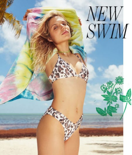 New Swim from Urban Outfitters
