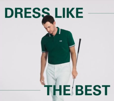 The Premium Golf Collection by BOSS from Boss