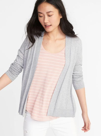 Open-Front Sweater for Women from Old Navy
