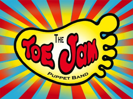 Toe Jam Puppet Band Concert from Boscov's - Coming Soon