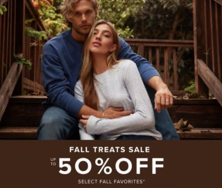 Up to 50% Off Select Fall Favorites from Lucky Brand Jeans
