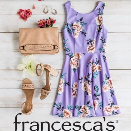 Full Price Dresses, 25% Off from francesca's
