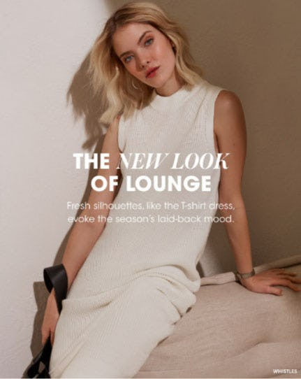 The New Look of Lounge from Bloomingdale's