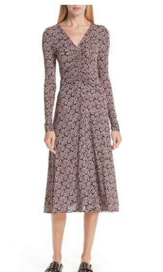 Isabel Marant Étoile Tova Midi Dress