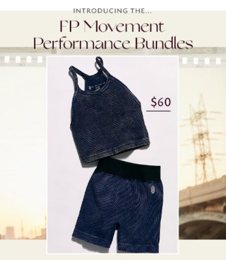 Introducing the FP Movement Performance Bundles