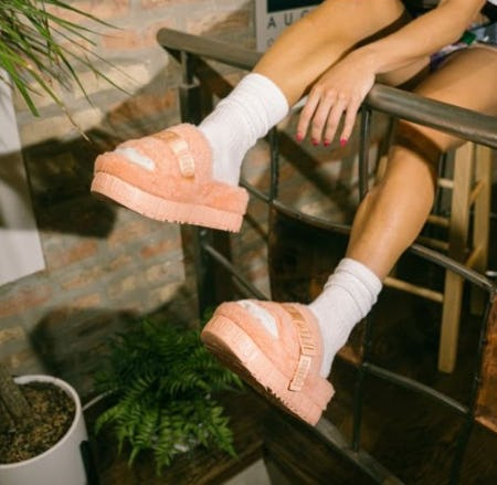 Spring Exclusive: The Fluffita from Ugg
