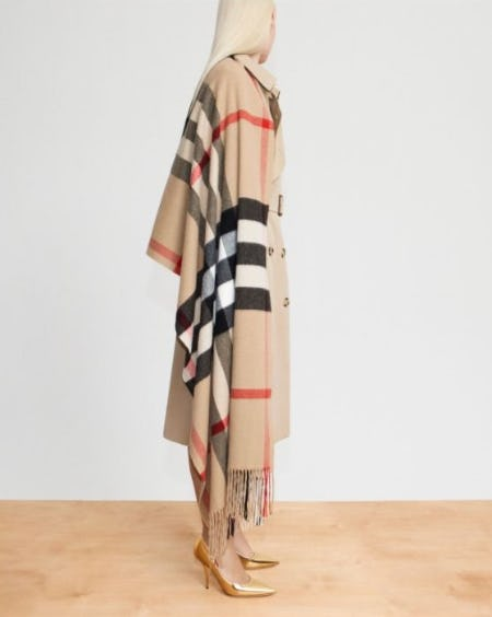 Wrap Up in Check from Burberry