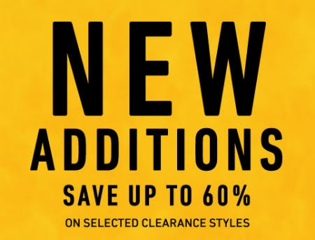 Save Up to 60% on Selected Clearance Styles from Allen Edmonds