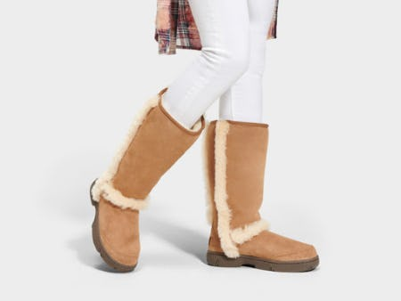 The Sunburst Tall Boot from Ugg