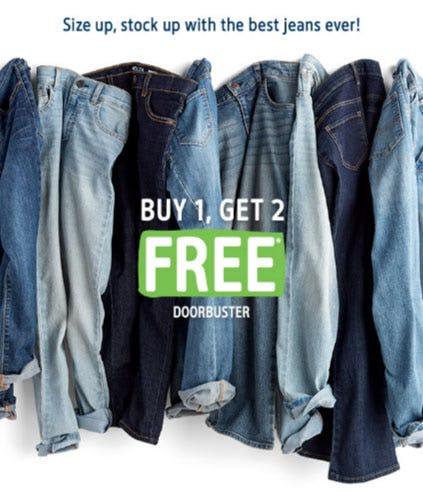 Buy 1, Get 2 Free Doorbuster from Oshkosh B'gosh