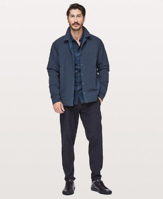 Masons Peak Flannel from lululemon