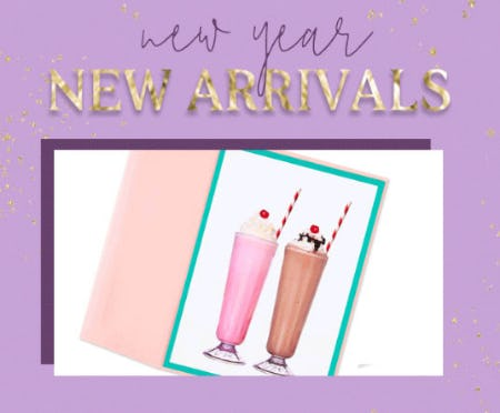 New Year, New Arrivals
