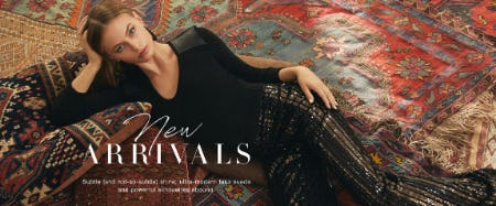 Shop New Arrivals from BCBG