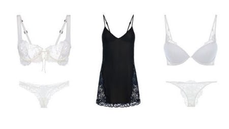 A Contemporary Take on Floral Lace from La Perla