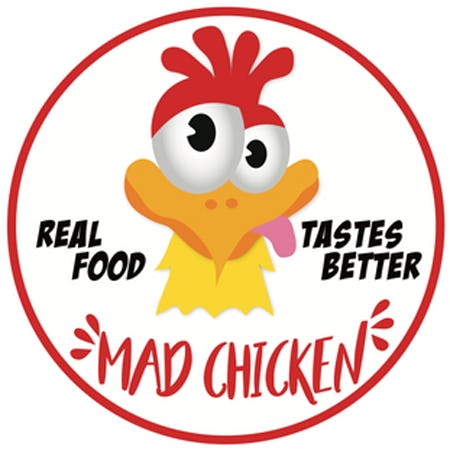 Mad Chicken Logo