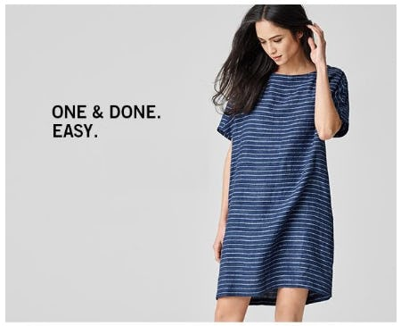 Dresses in Every Shape from Eileen Fisher