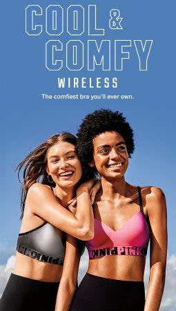 NEW! Cool & Comfy Wireless