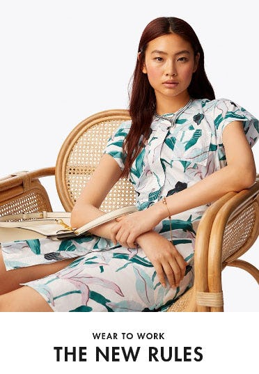 Wear to Work: The New Rules from Tory Burch