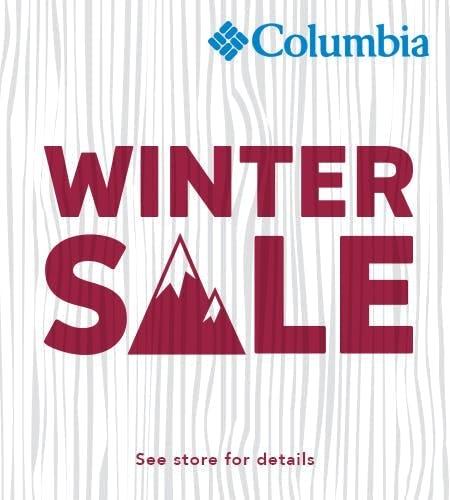 Columbia Sportswear Winter Sale