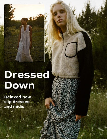 New: Fall Dresses from Urban Outfitters