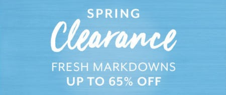 Up to 65% Off Spring Clearance from Sur La Table
