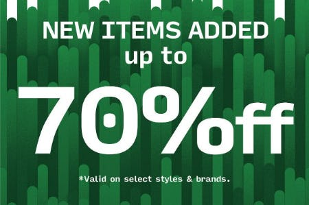 Up to 70% Off Select Styles & Brands from Zumiez