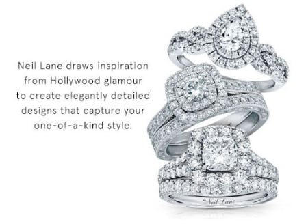 Elegantly Detailed Designs from Kay Jewelers