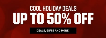 Cool Holiday Deals up to 50% Off from Dick's Sporting Goods
