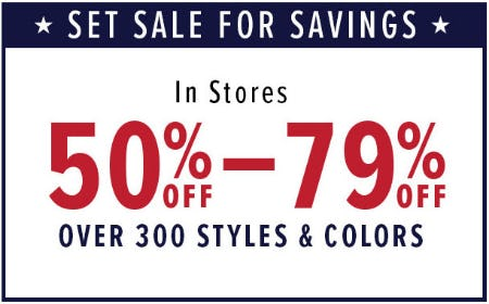 50% Off - 79% Off Sale from New York & Company