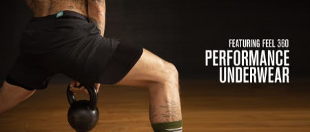 FEEL360™ Performance Underwear from STANCE