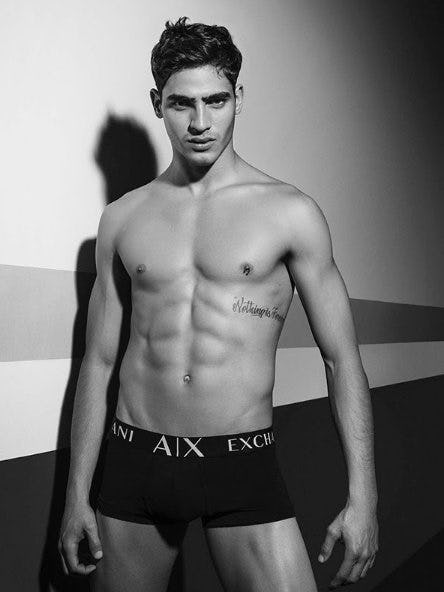 The Underwear Collection by Armani Exchange from A|X Armani Exchange