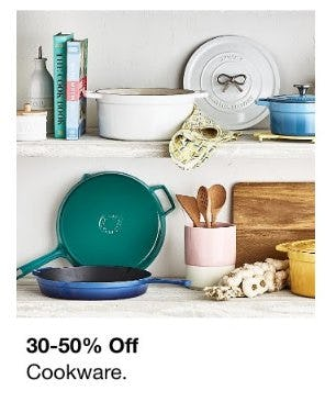 30-50% Off Cookware from macy's