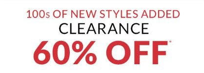 Clearance 60% Off from The Children's Place