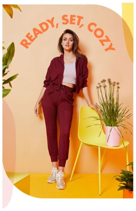 Cozy Sets from BCBG