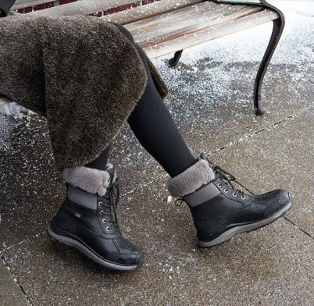 The Adirondack Boot from Ugg