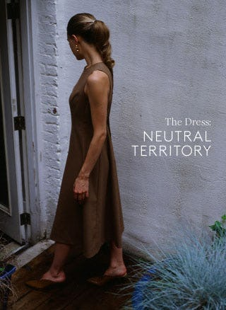 The Dress: Neutral Territory from Club Monaco