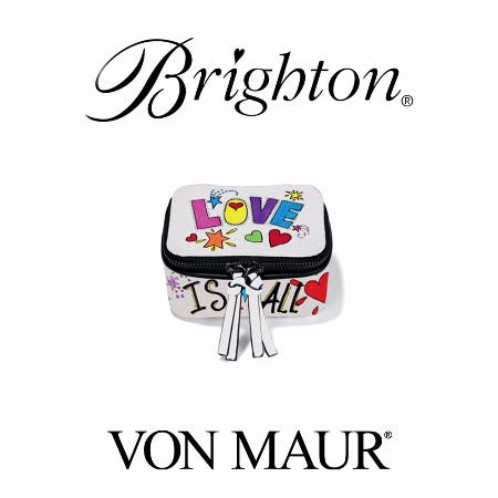 Brighton Love Is All You Need Gift With Purchase from Von Maur