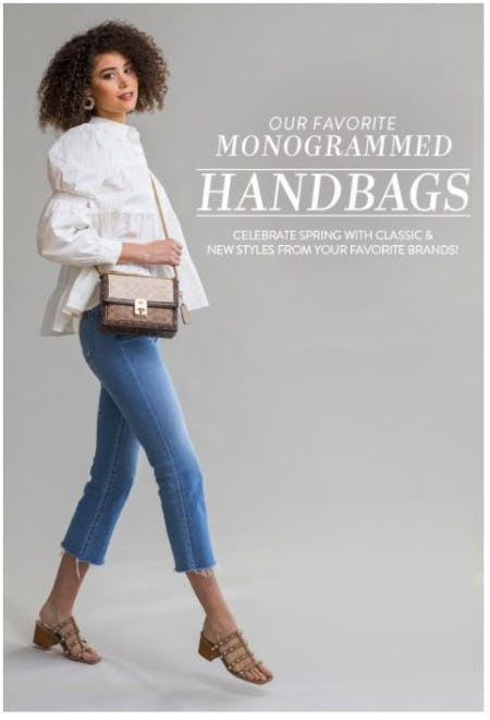 To Have and to Hold: Handbags