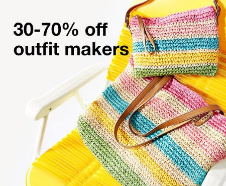 30-70% Off Outfit Makers from macy's