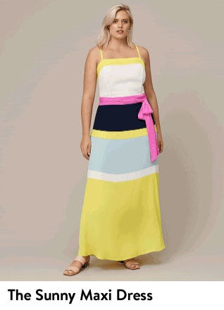 The Sunny Maxi Dress from Nordstrom