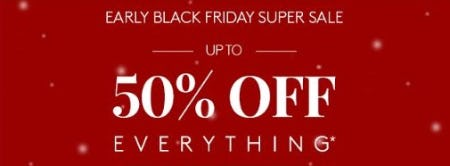 Up to 50% Off Everything from Pottery Barn Kids