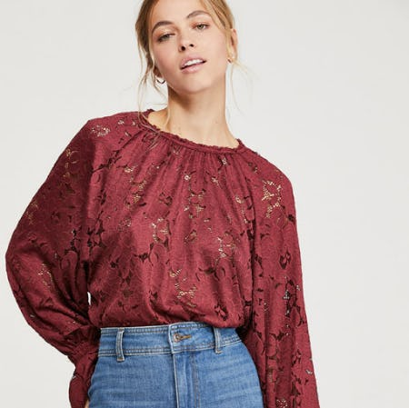 Pretty Fall Tops from Nordstrom