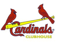 Cardinal's Clubhouse                     Logo